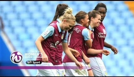 Aston Villa Ladies 4-0 Watford Ladies | Goals & Highlights