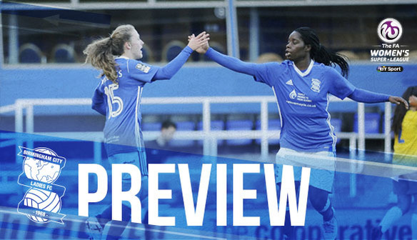 PREVIEW LIVERPOOL V BLUES LADIES
