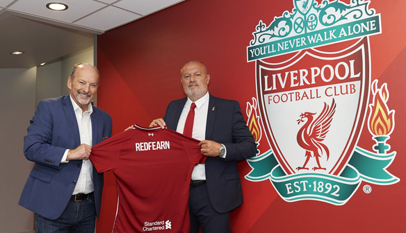 Exclusive: first interview with new Reds boss Redfearn