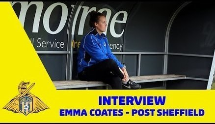 Emma Coates - Post Sheffield