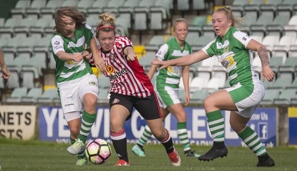Keira Ramshaw helps Sunderland to away victory