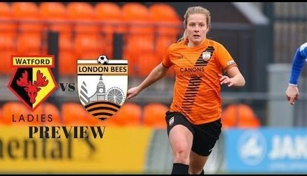 Preview | Anne Meiwald on Watford Ladies (a)