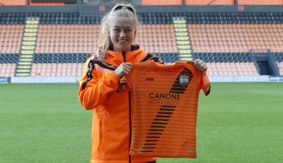 Transfer | 17 year old midfielder Lisa Milliken joins the Bees