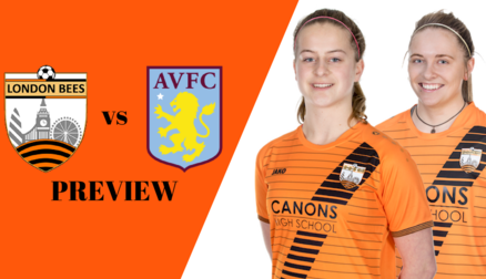 Preview | Ellie Perkins and Paula Howells talks us through away match at Villa