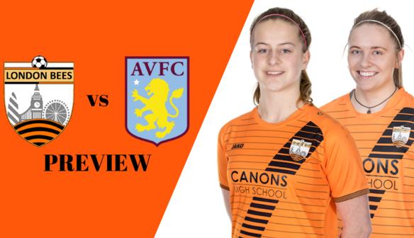 Preview   Ellie Perkins and Paula Howells  talks us through Villa match