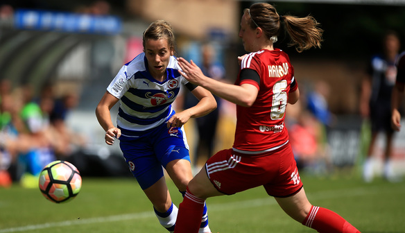 Reading earn point against Birmingham City after Potter red