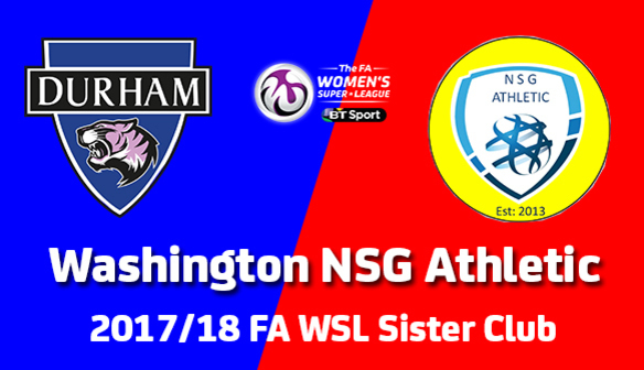 SISTER CLUB: Washington NSG Athletic Join!