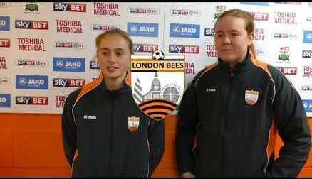 Preview | Anya Kinnane & Amelia Houghton-Boyle preview Chelsea Development fixture