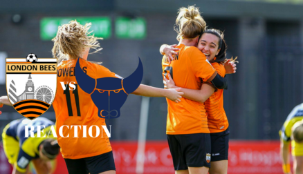 Reaction | Hana Lalani after 3-1 victory vs Oxford United Women