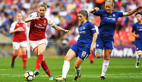 ​Women: Arsenal 1-3 Chelsea - How it happened