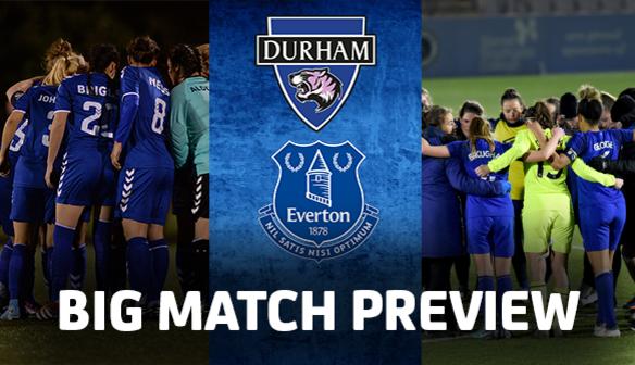 BIG MATCH PREVIEW: Everton (H)