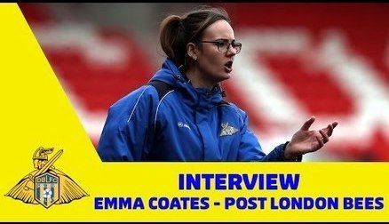 Emma Coates - Post London Bees