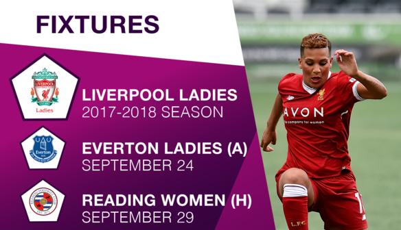 Liverpool Ladies FC announce Season Ticket details