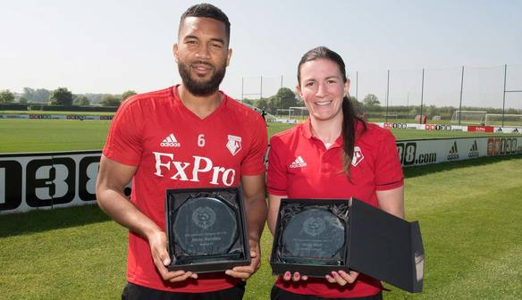 Awards: PFA Community Champions