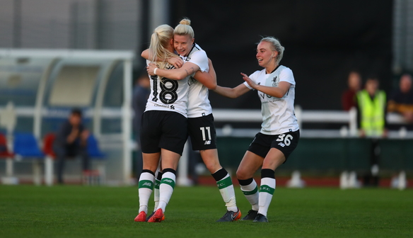 Match preview: Reds away at Arsenal Women in WSL