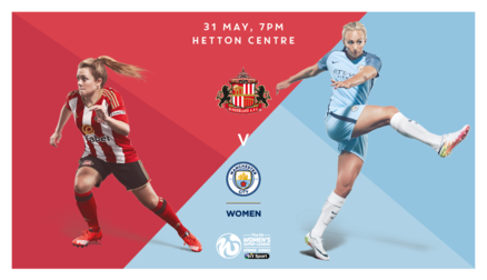 SAFC Ladies v Manchester City
