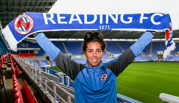 Royals Sign England Legend Fara Williams!