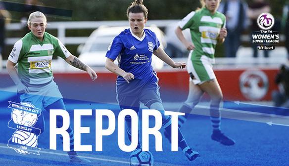 REPORT: YEOVIL 0 BLUES LADIES 0