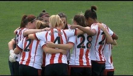 Birmingham City v SAFC Ladies