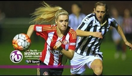 Sunderland Ladies 1-1 Notts County Ladies | Goals & Highlights