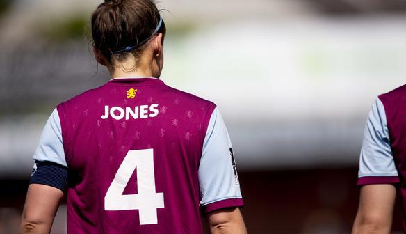 Jones: Villa Will Never Give Up