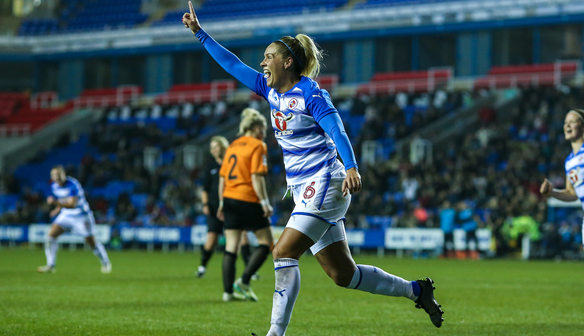 Royals through to Conti Cup quarters!
