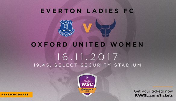 The Preview - OUWFC vs Everton