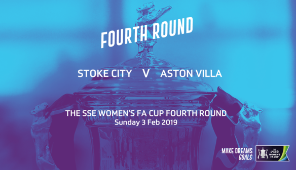 Villa To Face Stoke City In FA Cup