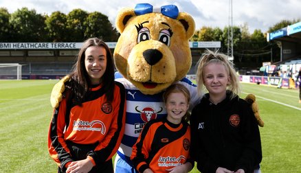 Become a Reading FC Women Sister Club Now!