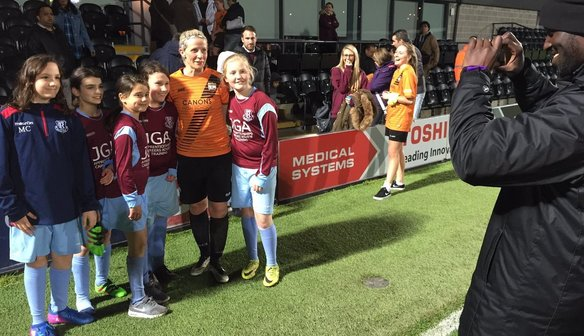 Statement | London Bees Sister Club Programme