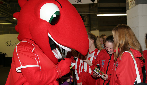 Reds to support Kick It Out with pre-match activities