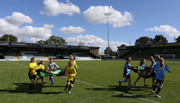Yeovil Town Ladies to host Sister Club Evening