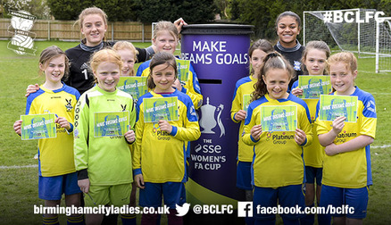 VIEW ALL BLUES LADIES AFFILIATED FA WSL SISTER CLUB'S