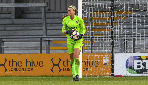 Transfer | Bees sign Grace Taylor from Millwall