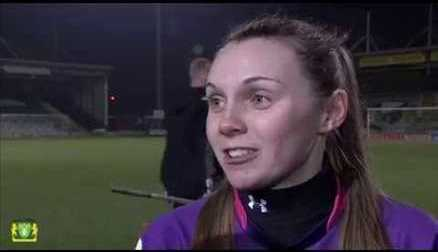Post Match Reaction to Yeovil Town LFC v Chelsea LFC