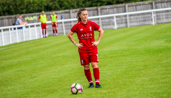 Reds no.10 Christie Murray on her life in football so far