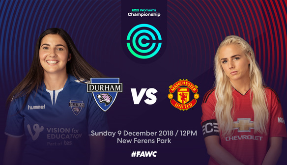 FAQs: Durham v Manchester United tickets