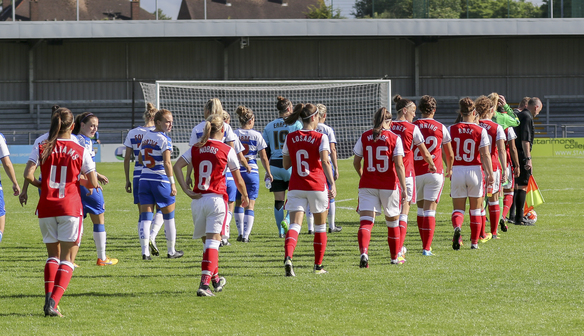 News | Arsenal Ladies to play at The Hive