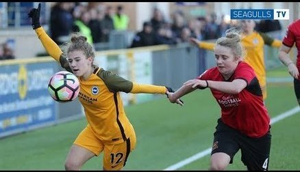 ALBION WOMEN 1-0 SHEFFIELD LADIES
