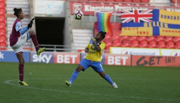 REPORT: Tottenham 1-4 Belles