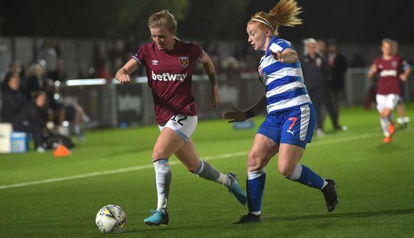 Match Report | Reading FC Women v West Ham United Women