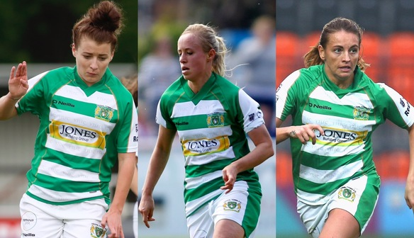 The Lady Glovers trio selected to represent Wales