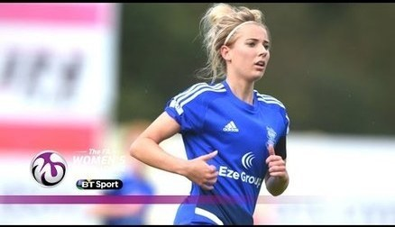 Sunderland Ladies 1-7 Birmingham City Ladies | Goals & Highlights