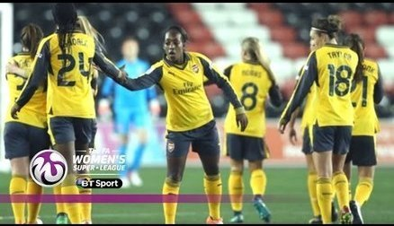 Liverpool Ladies 3-5 Arsenal Ladies | Goals & Highlights