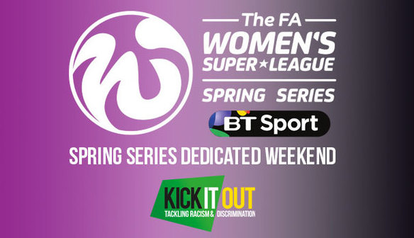 FA WSL to shine light on the great work of Kick It Out