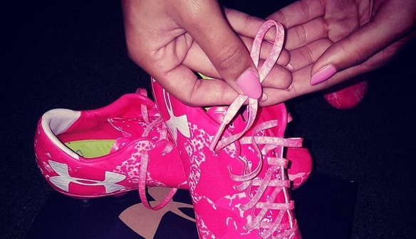 UA Power in Pink