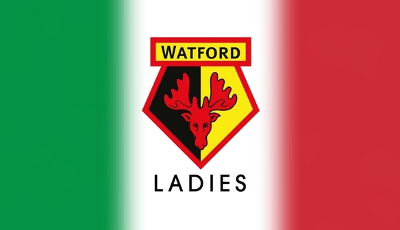 Watford Ladies to travel to Italy