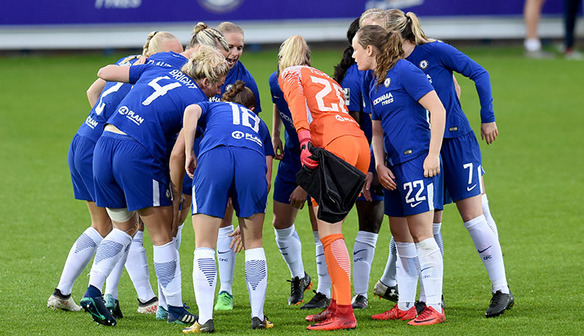Confirmation of clubs in 2018-19 FA Women's Super League