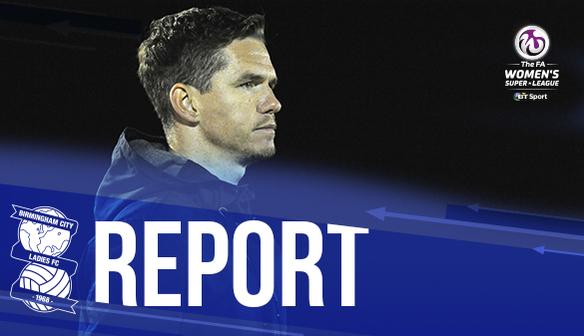 REPORT: BLUES LADIES 2-0 MAN CITY WOMEN