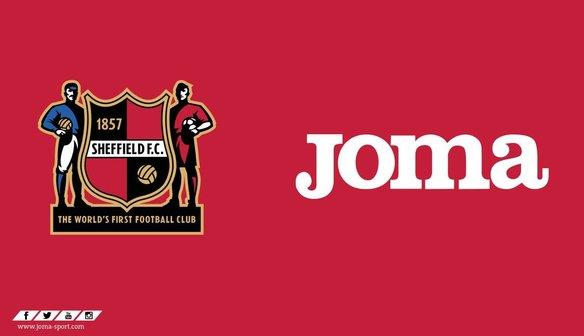 Sheffield FC Announces New Kit Partner